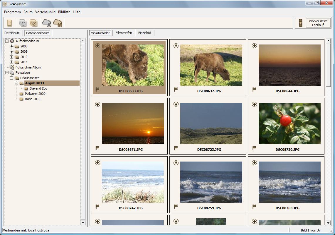 BVASystem 2.1.0 - Miniaturbilder