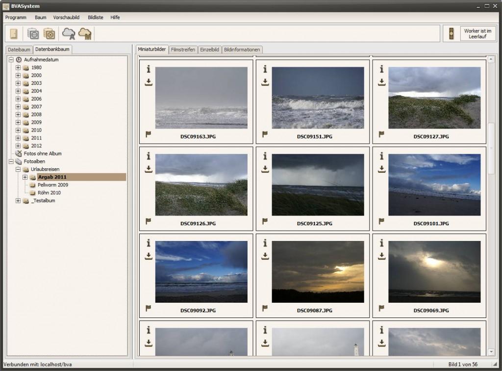 BVASystem 2.1.2 - Miniaturbilder