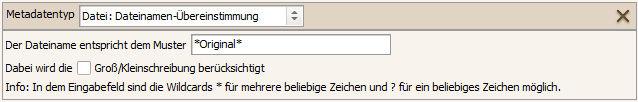 Metadatenelement Dateinamen-Übereinstimmung